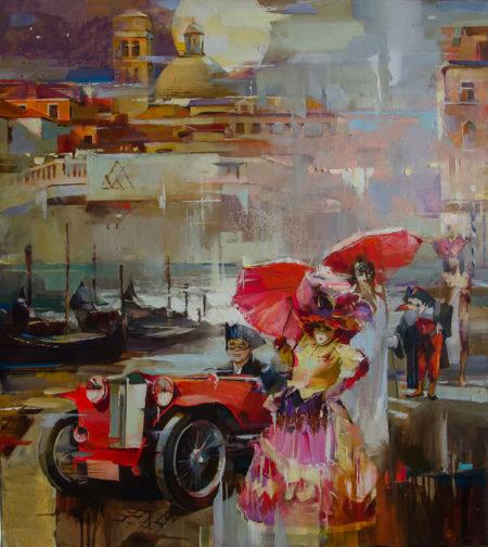 Вечірня-Венеція